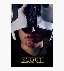 TB-434 - Scout Poster #3 Photographic Print