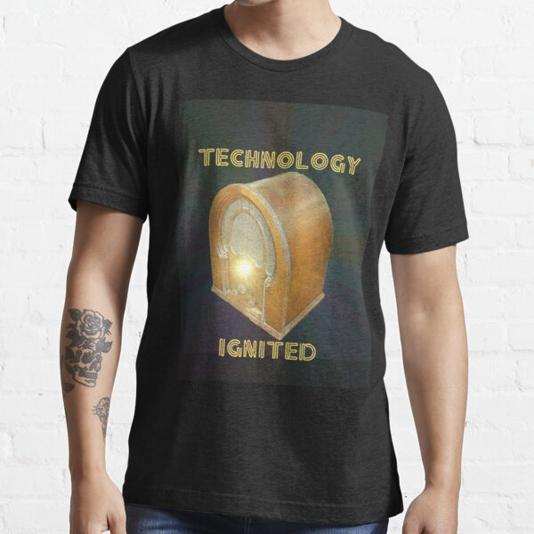 Technology Ignited Essential T-Shirt