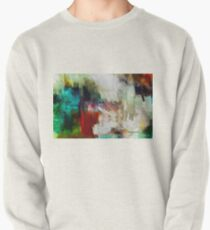 Abstract Staircase Pullover