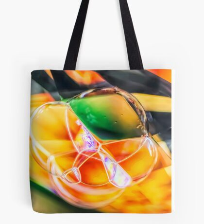 Light Rider Tote Bag