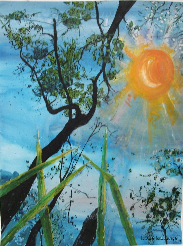 sunlight by louise lawrence