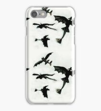 Toothless Pattern iPhone Case/Skin