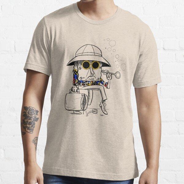 Roberto Sponge - Light Essential T-Shirt