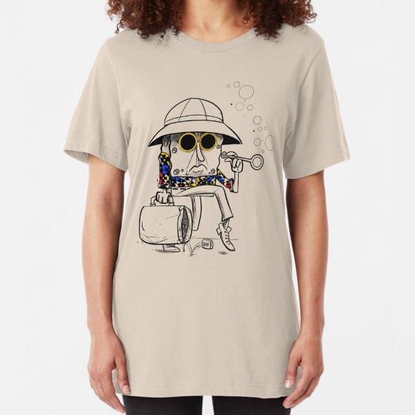 Roberto Sponge - Light Slim Fit T-Shirt