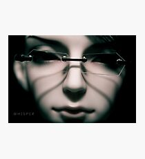 Whisper Photographic Print