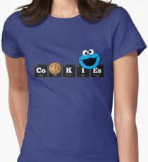 Chemistry - Periodic Table Elements: COOKIES (Cookie Monster) T-Shirt