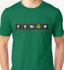 Chemistry - Periodic Table Elements: FUSiON T-Shirt