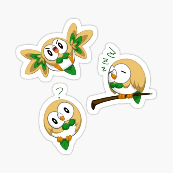 A Mr.lucky Artwork Compatible//Replacement for Sticker Pokemon Pikachu