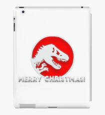 Jurassic Merry Christmas iPad Case/Skin