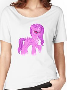 Evil Crystal Pony OC Women's Relaxed Fit T-Shirt
