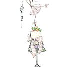 Happy Birthday Ballet Card by balleteducation