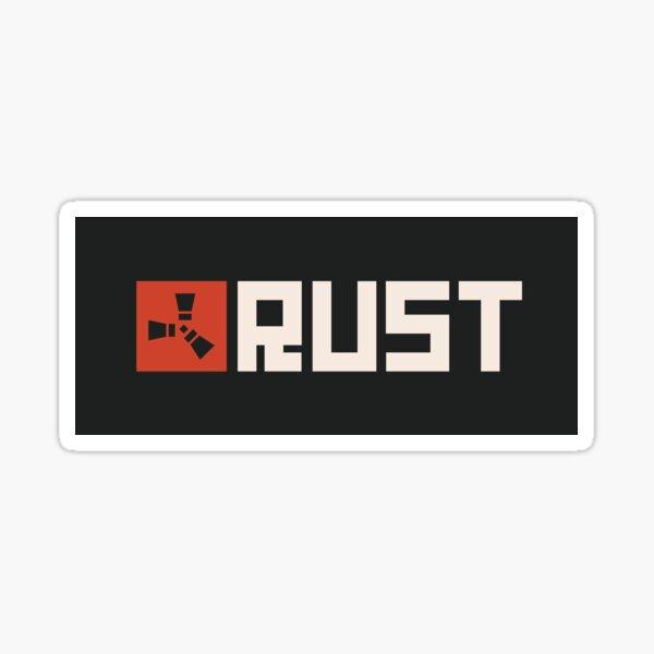 Rost Logo Sticker