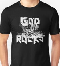 Pegasus - GOD ROCKS T-Shirt