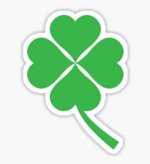 St. Patrick Day We love - Patrick's Sticker