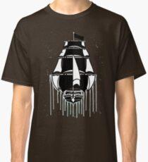 Pirate Ship [Watercolor] Classic T-Shirt