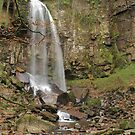 Welsh Waterfall by mtamer