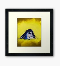 The Weight of Illusion Framed Print