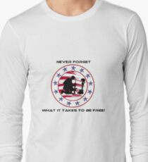 Fallen Soldier  Never Forget T-Shirt