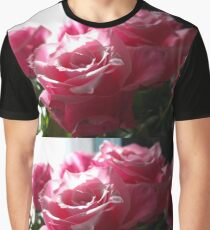Sweet Roses Graphic T-Shirt