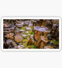 Ireland 'Rocks' - Giants Causeway, Northern Ireland #10 Sticker