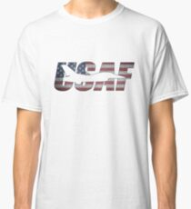 USAF F16 Falcon Classic T-Shirt