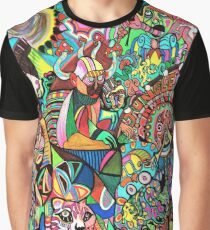 Jungle Mania Graphic T-Shirt