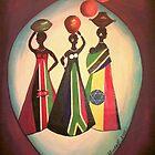 African Ladies by pilanehimself