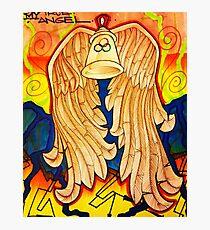 Graffiti Angel Photographic Print