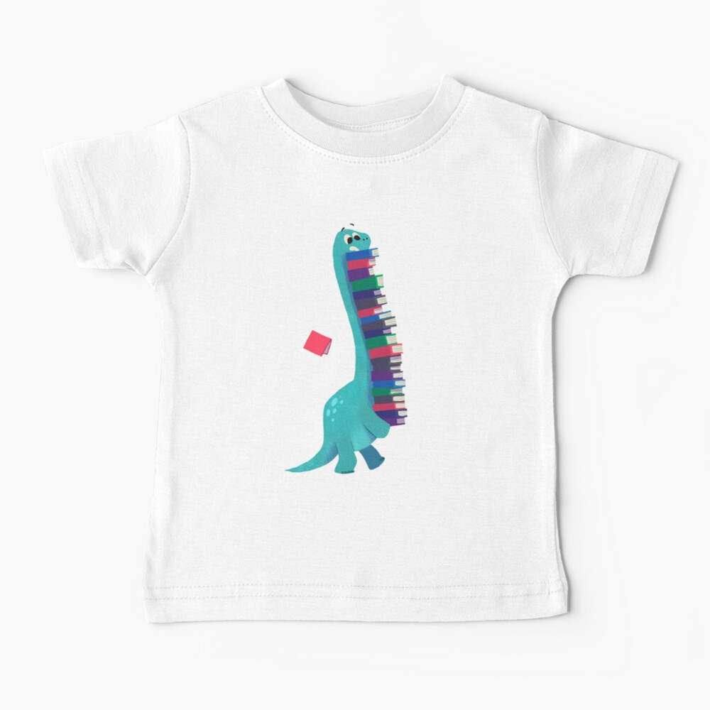 BOOK DINOSAURS 01 Baby T-Shirt