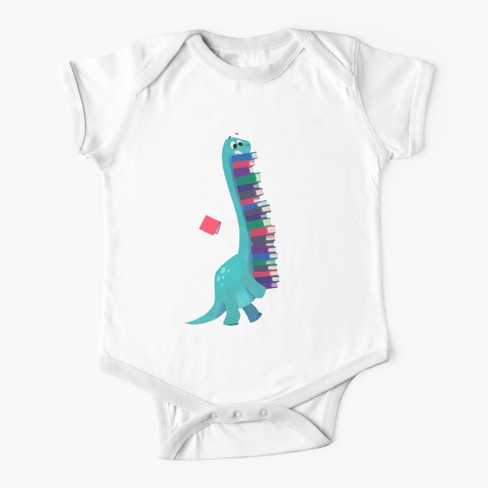 BOOK DINOSAURS 01 Baby One-Piece