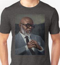 Samuel L. Jacson - Portrait Unisex T-Shirt