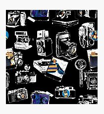 Photography T-Shirt - Photography is my life Photographic Print