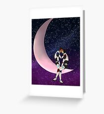 Lost in the Stars Greeting Card