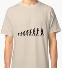 Trump evolution Classic T-Shirt