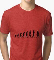 Trump evolution Tri-blend T-Shirt