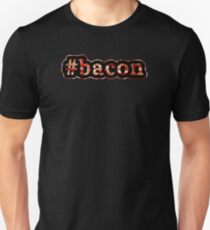 Bacon - Hashtag - Photograph T-Shirt