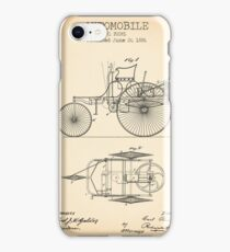 Automobile iPhone Case/Skin