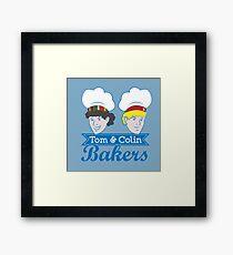 Tom & Colin Bakers Framed Print
