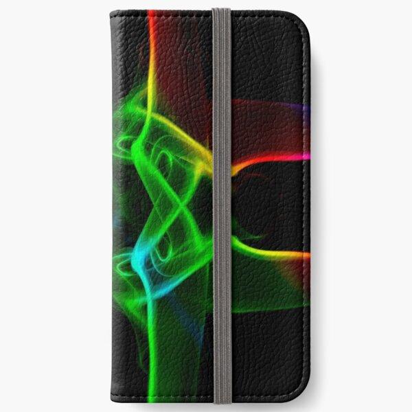Rainbow Crossing iPhone Wallet