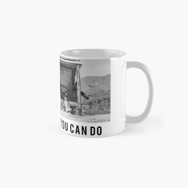 Nepal Shed - Rethink What You Can Do Classic Mug