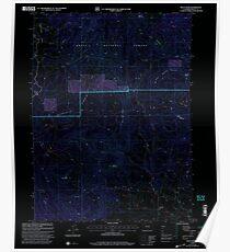 USGS TOPO Map Colorado CO Pilot Knob 234109 2000 24000 Inverted Poster