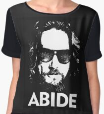 THE BIG LEBOWSKI Chiffon Top