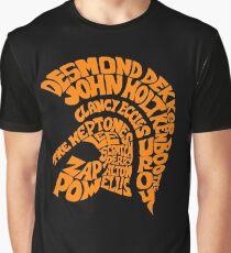 TROJAN ARTIST Graphic T-Shirt