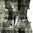 Violin Music by Ribbon