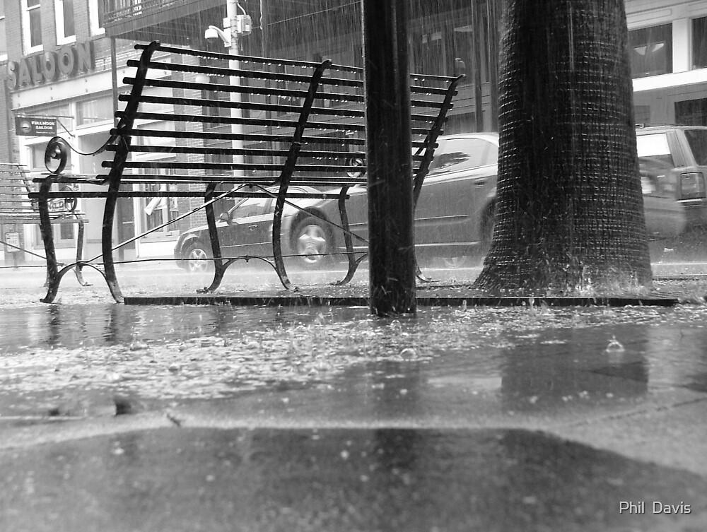Rainy Days by Phil  Davis