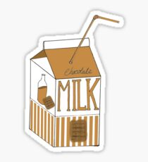 Choco Milk Sticker