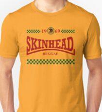 SKINHEAD REGGAE ORANGE Unisex T-Shirt