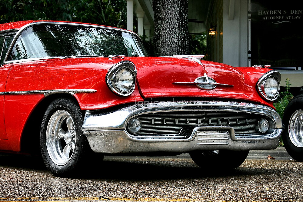 Oldsmobile by Jonicool