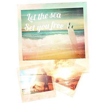 Let the sea set your free T-Shirt by ByStreetDesigns