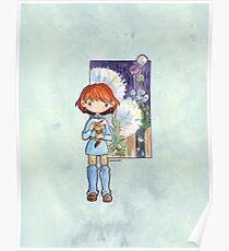Nausicaa's Garden Poster